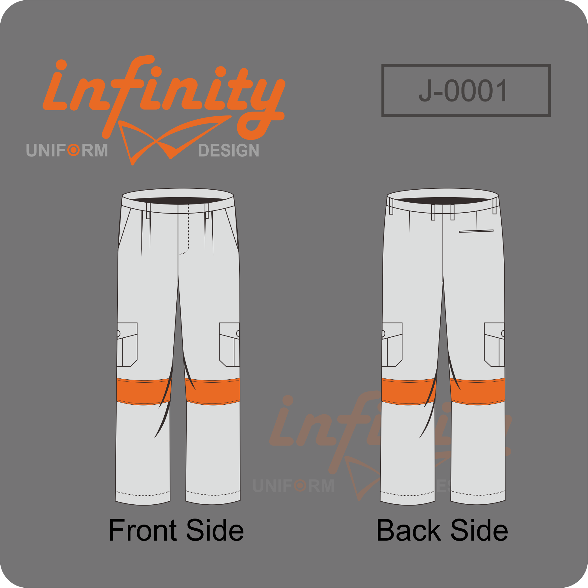 แบบกางเกงขายาว รับสั่งผลิตเสื้อยูนิฟอร์ม เสื้อโปโล เสื้อยืด ชุดกีฬา ราคาถูก