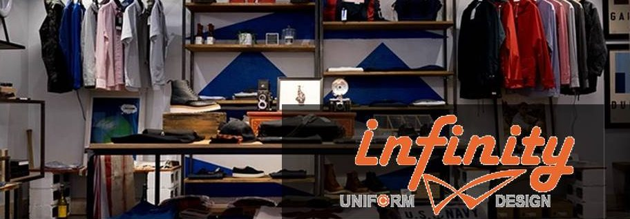 Infinity Uniform Design-รับผลิตเสื้อยูนิฟอร์ม